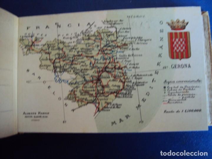 Postales: (RE-210100)Lote de 58 postales de provincias de españa y portugal, años 20s. atlas geografico. - Foto 17 - 236381415