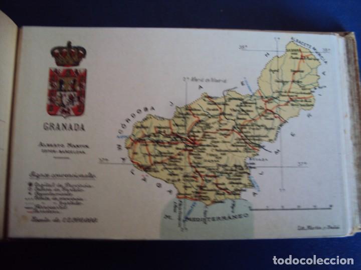 Postales: (RE-210100)Lote de 58 postales de provincias de españa y portugal, años 20s. atlas geografico. - Foto 18 - 236381415