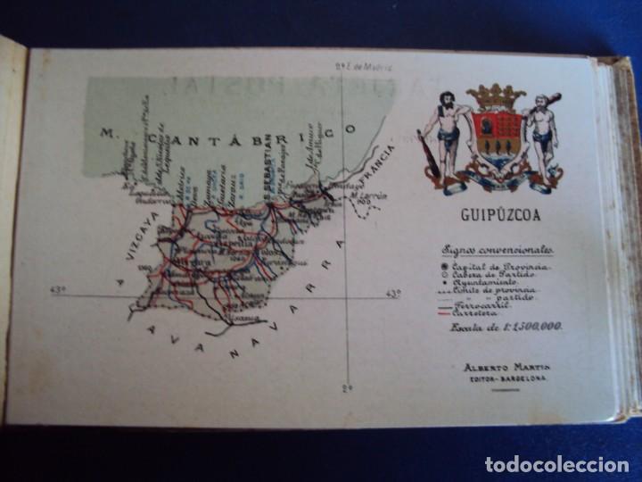 Postales: (RE-210100)Lote de 58 postales de provincias de españa y portugal, años 20s. atlas geografico. - Foto 20 - 236381415