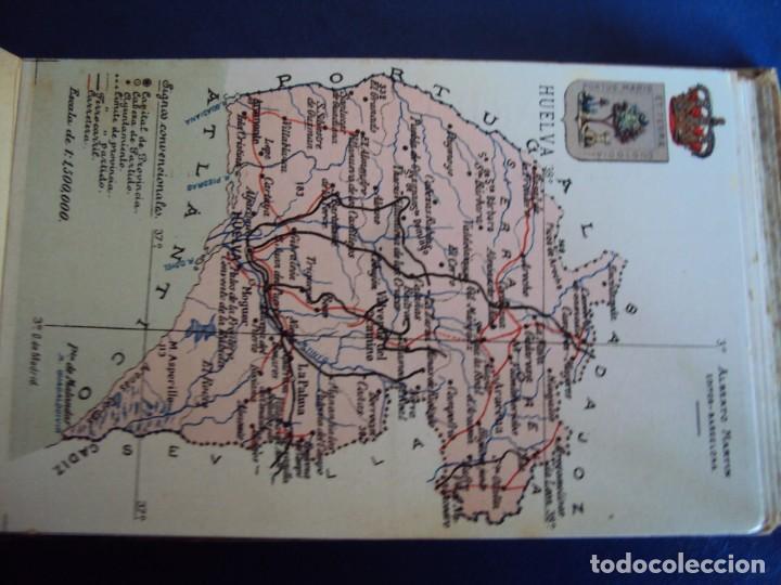 Postales: (RE-210100)Lote de 58 postales de provincias de españa y portugal, años 20s. atlas geografico. - Foto 21 - 236381415