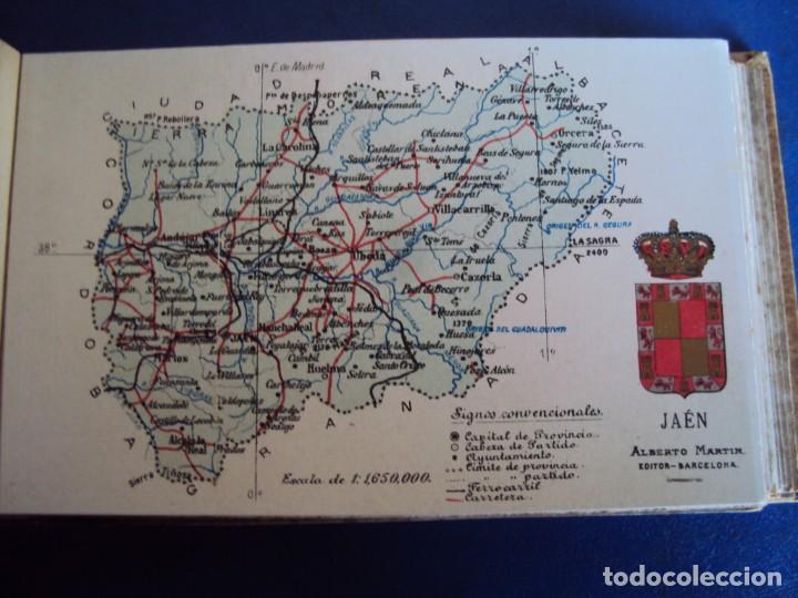Postales: (RE-210100)Lote de 58 postales de provincias de españa y portugal, años 20s. atlas geografico. - Foto 23 - 236381415