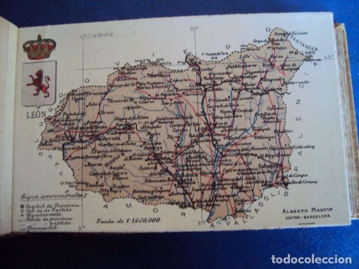 Postales: (RE-210100)Lote de 58 postales de provincias de españa y portugal, años 20s. atlas geografico. - Foto 24 - 236381415