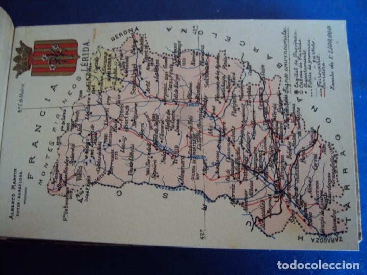 Postales: (RE-210100)Lote de 58 postales de provincias de españa y portugal, años 20s. atlas geografico. - Foto 25 - 236381415
