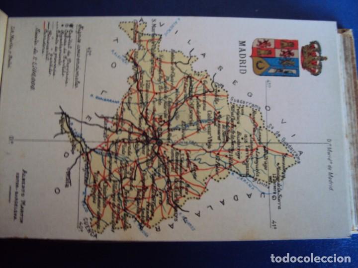 Postales: (RE-210100)Lote de 58 postales de provincias de españa y portugal, años 20s. atlas geografico. - Foto 28 - 236381415