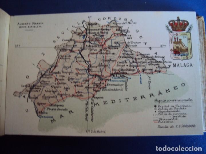 Postales: (RE-210100)Lote de 58 postales de provincias de españa y portugal, años 20s. atlas geografico. - Foto 29 - 236381415