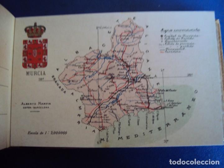 Postales: (RE-210100)Lote de 58 postales de provincias de españa y portugal, años 20s. atlas geografico. - Foto 30 - 236381415
