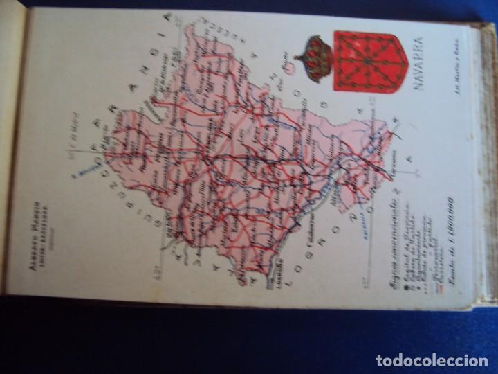 Postales: (RE-210100)Lote de 58 postales de provincias de españa y portugal, años 20s. atlas geografico. - Foto 31 - 236381415