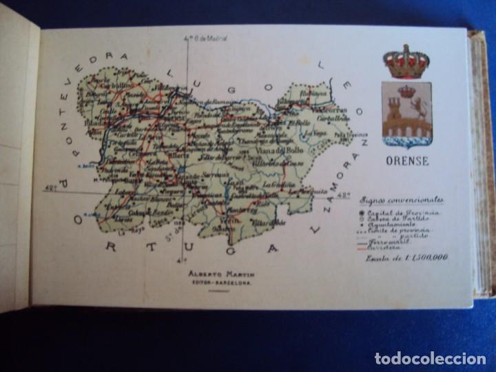 Postales: (RE-210100)Lote de 58 postales de provincias de españa y portugal, años 20s. atlas geografico. - Foto 32 - 236381415