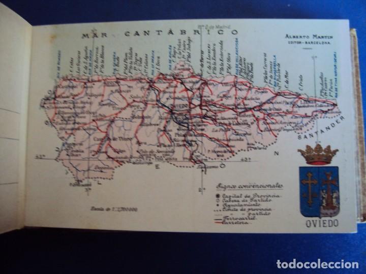 Postales: (RE-210100)Lote de 58 postales de provincias de españa y portugal, años 20s. atlas geografico. - Foto 33 - 236381415