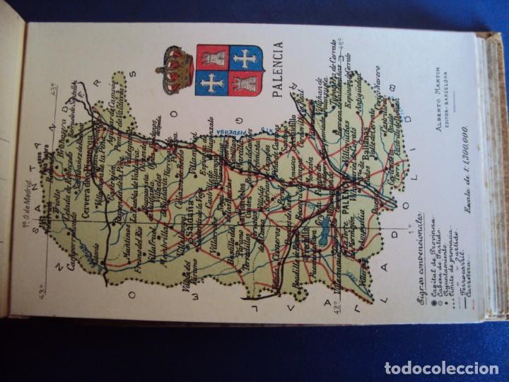 Postales: (RE-210100)Lote de 58 postales de provincias de españa y portugal, años 20s. atlas geografico. - Foto 34 - 236381415