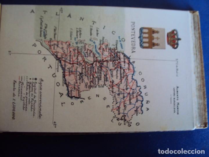 Postales: (RE-210100)Lote de 58 postales de provincias de españa y portugal, años 20s. atlas geografico. - Foto 35 - 236381415
