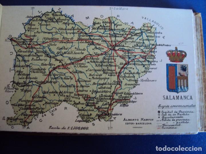 Postales: (RE-210100)Lote de 58 postales de provincias de españa y portugal, años 20s. atlas geografico. - Foto 36 - 236381415