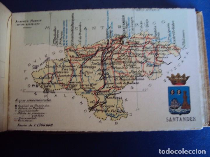Postales: (RE-210100)Lote de 58 postales de provincias de españa y portugal, años 20s. atlas geografico. - Foto 37 - 236381415