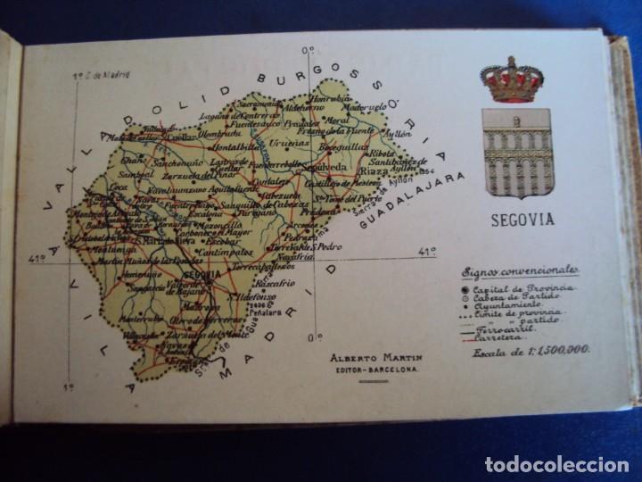 Postales: (RE-210100)Lote de 58 postales de provincias de españa y portugal, años 20s. atlas geografico. - Foto 38 - 236381415