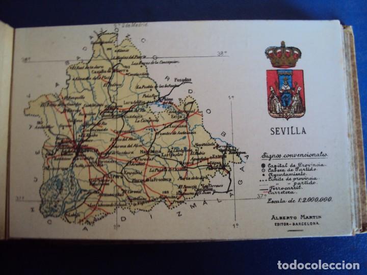 Postales: (RE-210100)Lote de 58 postales de provincias de españa y portugal, años 20s. atlas geografico. - Foto 39 - 236381415