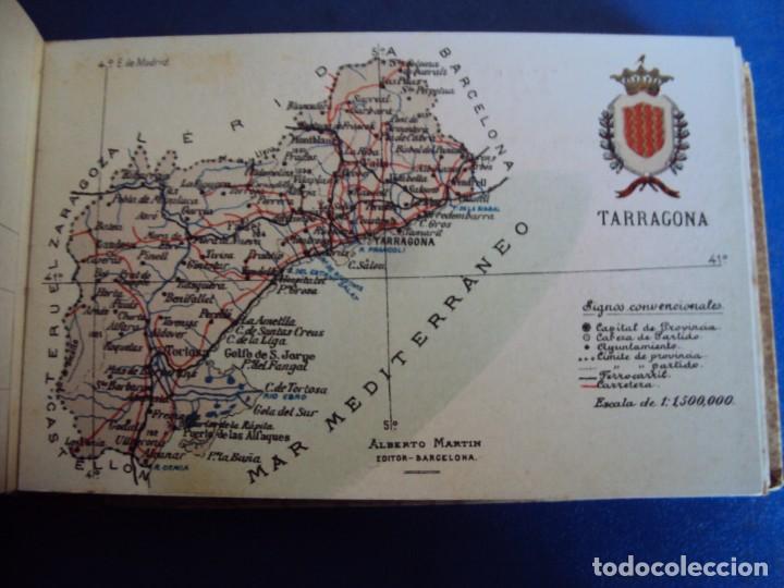Postales: (RE-210100)Lote de 58 postales de provincias de españa y portugal, años 20s. atlas geografico. - Foto 41 - 236381415