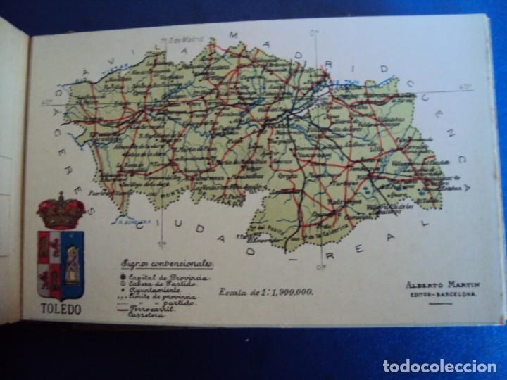 Postales: (RE-210100)Lote de 58 postales de provincias de españa y portugal, años 20s. atlas geografico. - Foto 43 - 236381415