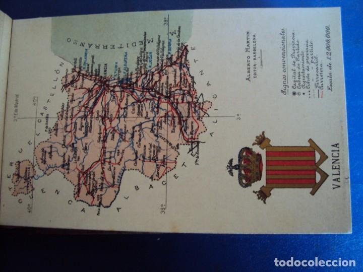 Postales: (RE-210100)Lote de 58 postales de provincias de españa y portugal, años 20s. atlas geografico. - Foto 44 - 236381415