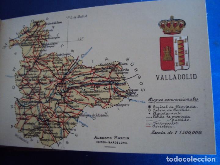 Postales: (RE-210100)Lote de 58 postales de provincias de españa y portugal, años 20s. atlas geografico. - Foto 45 - 236381415