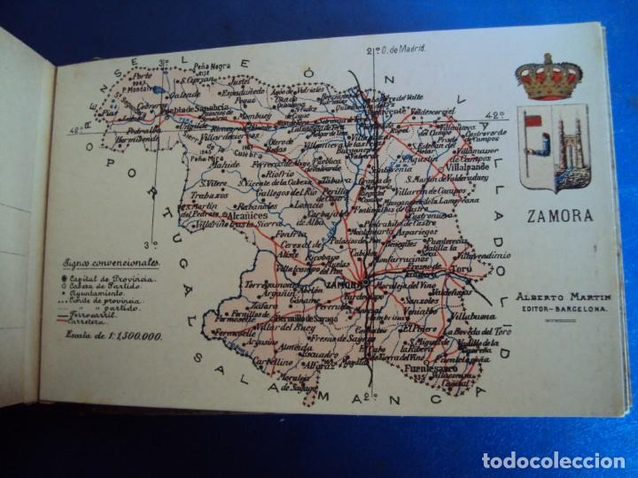 Postales: (RE-210100)Lote de 58 postales de provincias de españa y portugal, años 20s. atlas geografico. - Foto 47 - 236381415