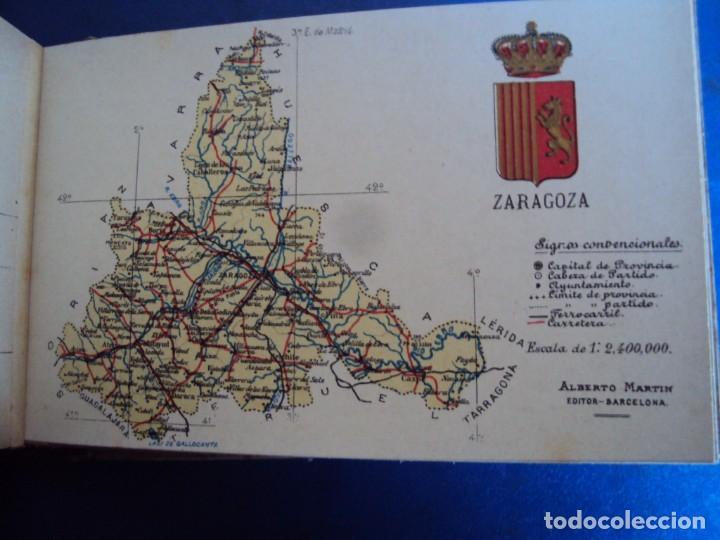 Postales: (RE-210100)Lote de 58 postales de provincias de españa y portugal, años 20s. atlas geografico. - Foto 48 - 236381415