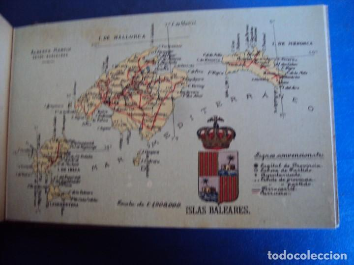 Postales: (RE-210100)Lote de 58 postales de provincias de españa y portugal, años 20s. atlas geografico. - Foto 49 - 236381415