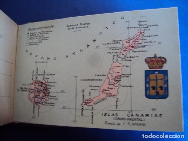 Postales: (RE-210100)Lote de 58 postales de provincias de españa y portugal, años 20s. atlas geografico. - Foto 50 - 236381415