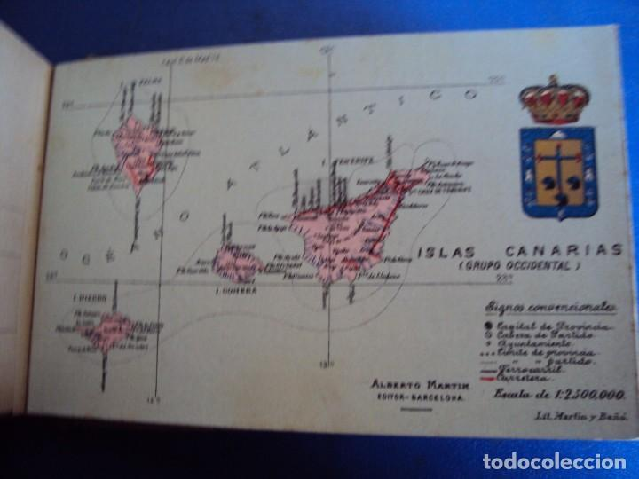 Postales: (RE-210100)Lote de 58 postales de provincias de españa y portugal, años 20s. atlas geografico. - Foto 51 - 236381415