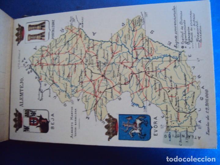 Postales: (RE-210100)Lote de 58 postales de provincias de españa y portugal, años 20s. atlas geografico. - Foto 52 - 236381415