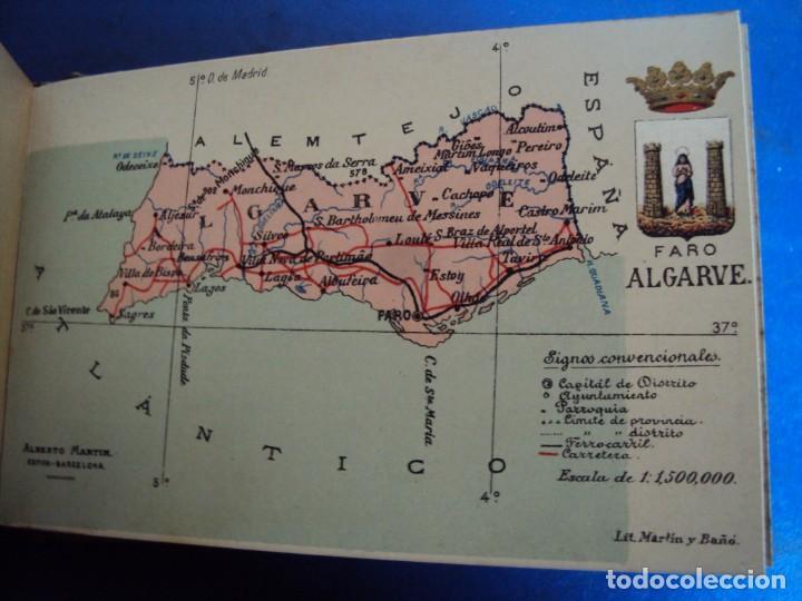 Postales: (RE-210100)Lote de 58 postales de provincias de españa y portugal, años 20s. atlas geografico. - Foto 53 - 236381415