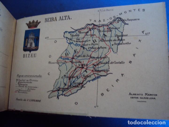 Postales: (RE-210100)Lote de 58 postales de provincias de españa y portugal, años 20s. atlas geografico. - Foto 54 - 236381415