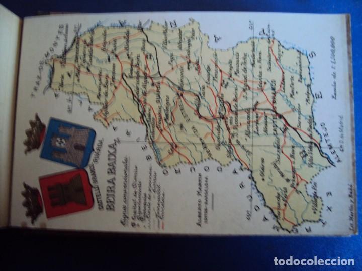 Postales: (RE-210100)Lote de 58 postales de provincias de españa y portugal, años 20s. atlas geografico. - Foto 55 - 236381415