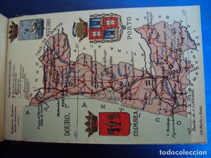 Postales: (RE-210100)Lote de 58 postales de provincias de españa y portugal, años 20s. atlas geografico. - Foto 56 - 236381415