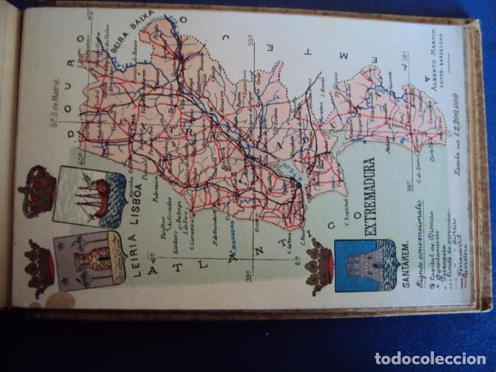 Postales: (RE-210100)Lote de 58 postales de provincias de españa y portugal, años 20s. atlas geografico. - Foto 57 - 236381415