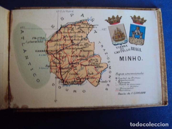 Postales: (RE-210100)Lote de 58 postales de provincias de españa y portugal, años 20s. atlas geografico. - Foto 58 - 236381415