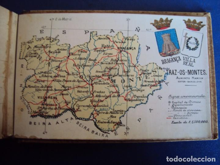 Postales: (RE-210100)Lote de 58 postales de provincias de españa y portugal, años 20s. atlas geografico. - Foto 59 - 236381415