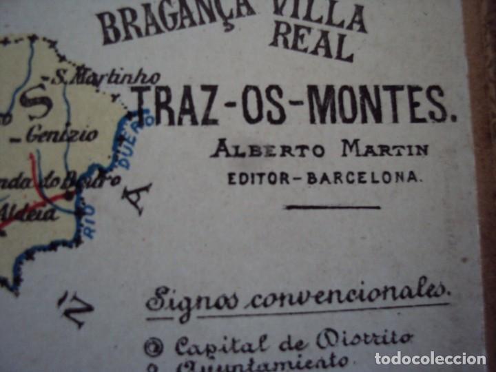 Postales: (RE-210100)Lote de 58 postales de provincias de españa y portugal, años 20s. atlas geografico. - Foto 60 - 236381415