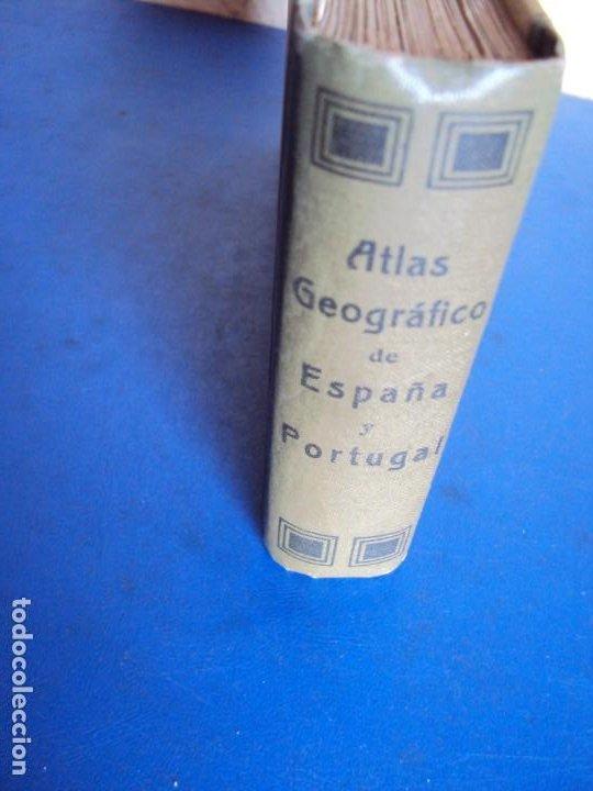 Postales: (RE-210100)Lote de 58 postales de provincias de españa y portugal, años 20s. atlas geografico. - Foto 64 - 236381415