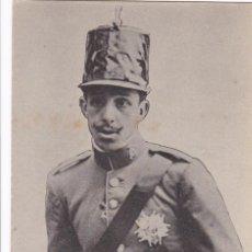 Postales: MONARQUIA. ALFONSO XIII. REY DE ESPAÑA . POSTAL FRANCESA SIN CIRCULAR. Lote 243451715