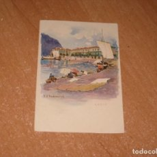Postales: POSTAL DE PAISAJE. Lote 244834795