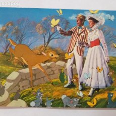 Postales: POSTAL DE LA PELÍCULA MARY POPPINS DE WALT DISNEY. AÑO 1965. EDICIONES TARJE-FHER. # 328.. Lote 244879770