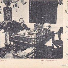 Postales: LITERATURA. DRAMATURGO 'EUGENIO SELLES '. COLECCIÓN BAENA SERIE 'E'. 8. REVERSO SIN DIVIDIR. Lote 245174845