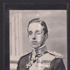 Postales: POSTAL DE ESPAÑA - S. M. ALPHONSE XIII, ROI D'ESPAGNE / ALFONSO XIII. Lote 245215860