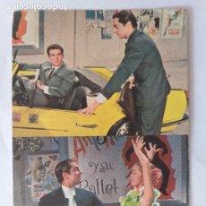 Postales: MARISOL. LA NUEVA CENICIENTA N° 2. TARJETA (EDICIONES TARJEFHER 1965).. Lote 245246530