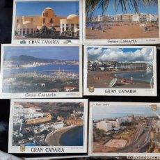 Postales: POSTALES TURÍSTICAS DE GRAN CANARIA.. Lote 245248695
