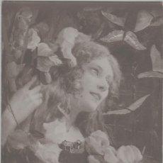 Cartes Postales: LOTE K-POSTAL SALON 1914 BUTTERFLIES PARIS MATA SELLOS. Lote 247911390