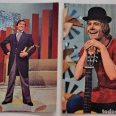 Postales: DOS POSTALES FOFITO Y GABY - EDICIONES TARJEFHER - SIN CIRCULAR AÑO 1974. Lote 249009475