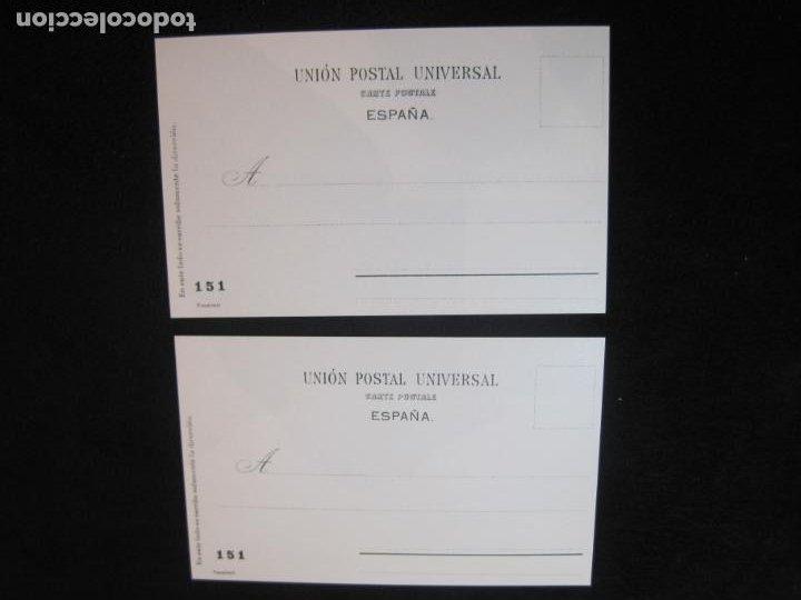 Postales: SOCIEDAD CARTOFILA HISPANIA-RAMON CASAS-RIQUER-BLOC CON 9 POSTALES REPRODUCCION-(K-2174) - Foto 9 - 253557995