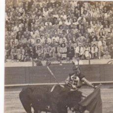 Postales: MATADADOR DE TOROS, TORERO PEPE LUIS VAZQUEZ, NACIO EN SEVILLA EN 1921. FOTO POSTAL. Lote 253892340