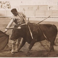Postales: POSTAL FOTOGRAFICA DEL TORERO : ALEJANDRO MONTANI, NACIO MEJICO. FOTO VIVES BARCELONA. Lote 253896625